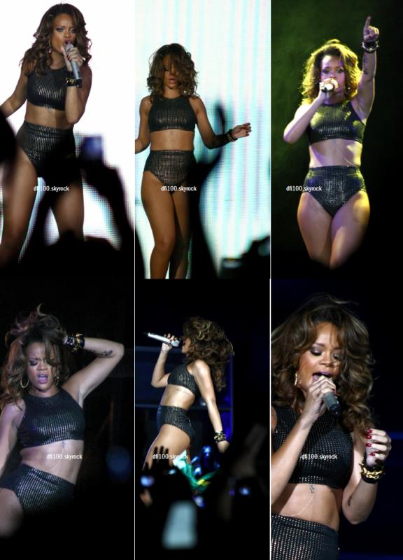 21/09/11  Concert à Brasilia, Brésil