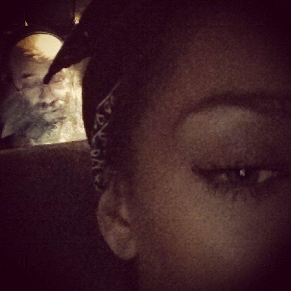Nouvelles photos du Twitter de Rihanna