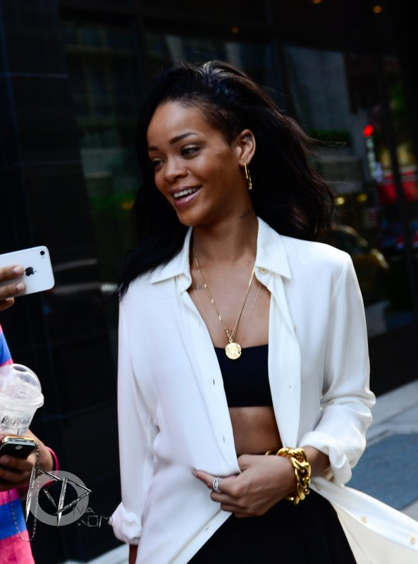 Rihanna à New York