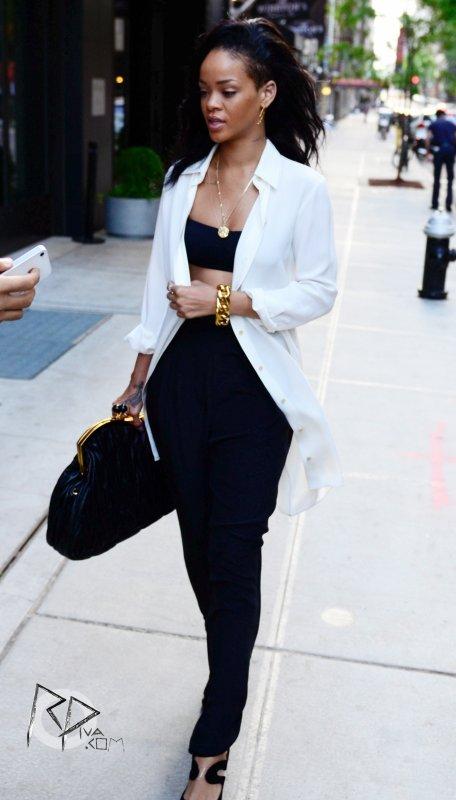 Rihanna à New York