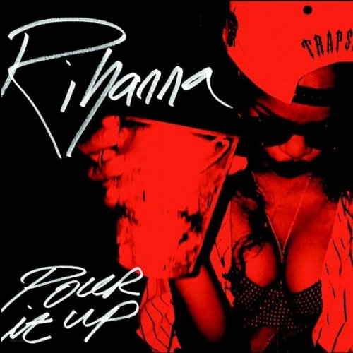 """Pochettes des singles """"Stay"""" et """"Pour it up"""""""