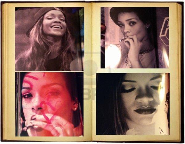 """Premières photos du livre du """"Diamonds World Tour"""""""