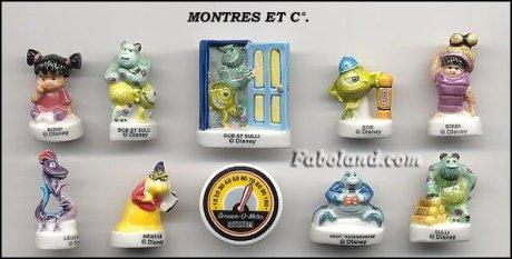 Recherche Monstres & Cie