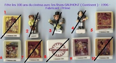 Recherche Gaumont