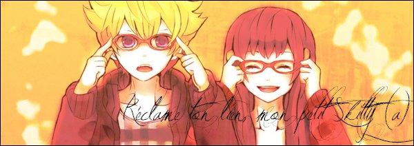 >> Les amis c'est comme les lunettes, ça donne l'air intelligent, mais ça se raye facilement et puis, ça fatigue. Heureusement, des fois on tombe sur des lunettes vraiment cool ! Moi, j'ai Sophie. <<