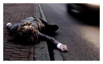 J'ai survécu à un grave accident