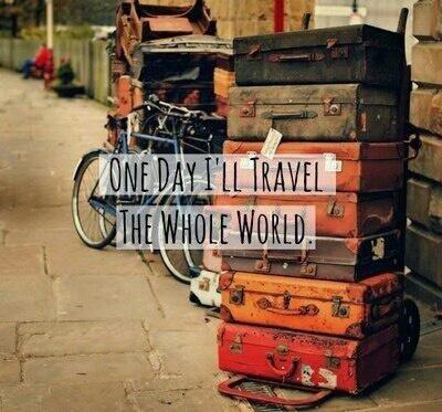 Après le bac, je veux arrêter les études et voyager tout autour du monde