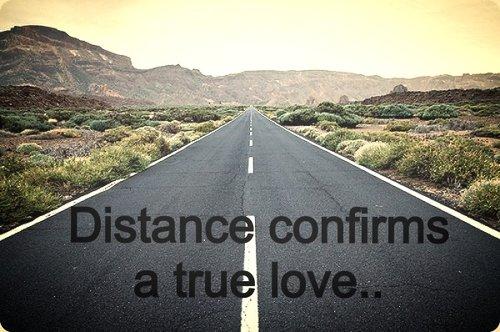 Je vis un amour à distance - 7