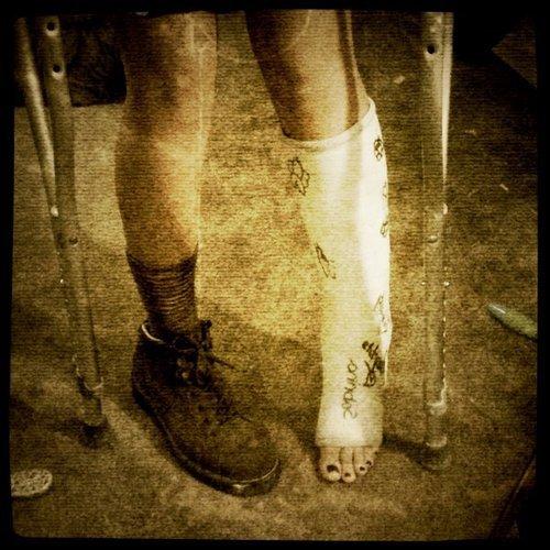 Je suis handicapée - 2