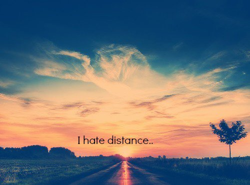 Je vis un amour à distance - 11