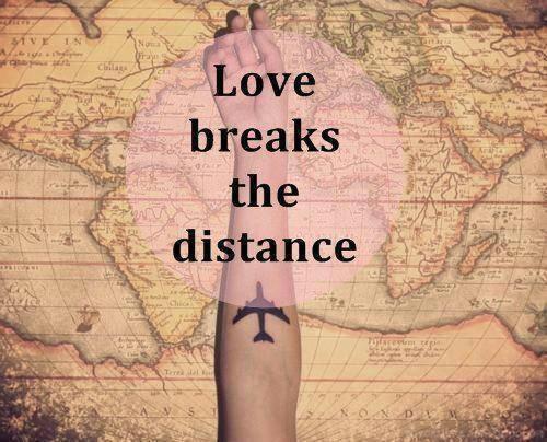 Je vis un amour à distance - 13