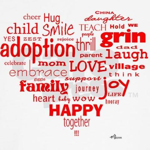 Je suis un enfant adopté - 2