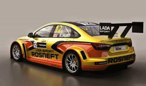 LADA Sport Rosneft connait désormais ses principaux adversaires en WTCC !!!