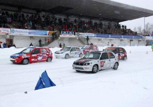 """Glace """"N-1600"""" à Ramenskoïe : SMP Racing - Russian Bears à nouveau battue !!!"""