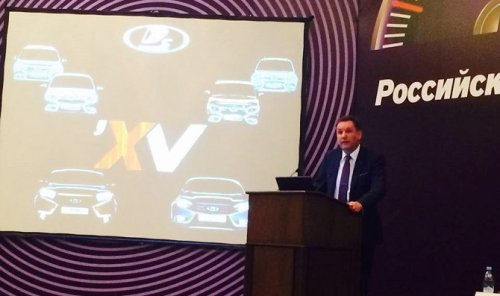 AVTOVAZ confirme le lancement de cinq nouveaux modèles LADA en trois ans !!!
