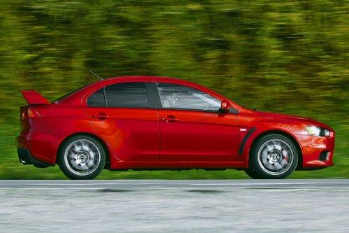 AVTOVAZ et Mitsubishi s'associent pour lancer une LADA LENCRA de 295 ch !!!