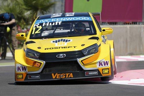 WTCC au Maroc : test décevant mais pas désespérant pour LADA Sport Rosneft...