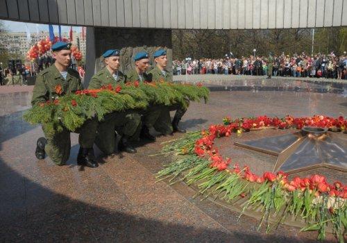AVTOVAZ s'associe aux célébrations du 70ème anniversaire de la Victoire !!!