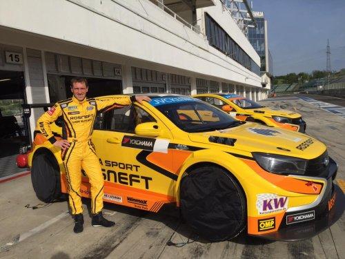 LADA Sport Rosneft confirme le retour de Jaap van Lagen pour le Nürburgring !!!