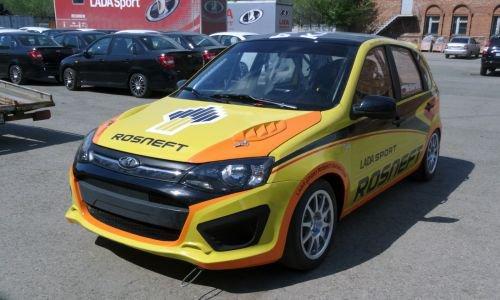 Deux LADA VESTA WTCC seulement en Allemagne et des couleurs pour le RSKG !!!