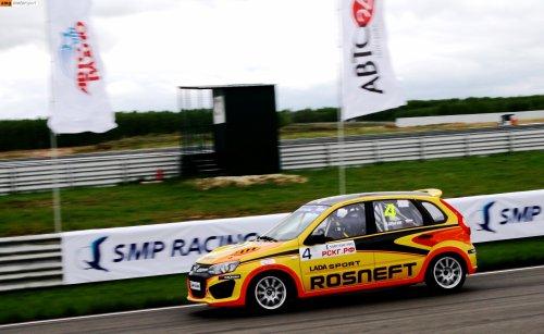 RSKG à Nijni Novgorod : 1ère course et 1ère victoire pour LADA Sport Rosneft !!!