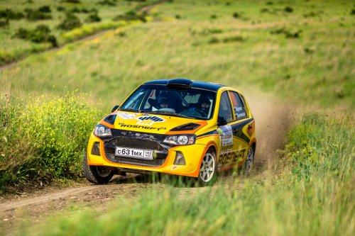 "Rallye ""Taman 2015"" : doublé LADA Sport Rosneft devant Renault et Peugeot !!!"