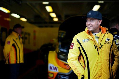 """Rob Huff se confie à une semaine de la """"Rosneft Race of Russia"""" à Moscou !!!"""