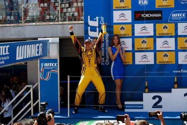 WTCC en Russie (3) : LADA Sport Rosneft renoue enfin avec le podium !!!