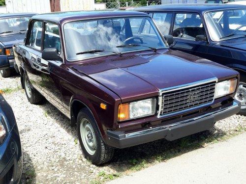 LADA toujours solide leader des ventes russes de voitures d'occasion en mai !!!