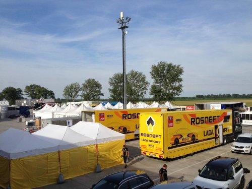 LADA Sport Rosneft en Slovaquie avec comme objectif un nouveau podium !!!