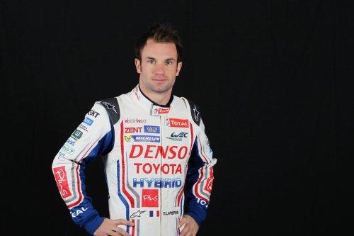 Le Français Nicolas Lapierre en test au Paul Ricard avec LADA Sport Rosneft !!!