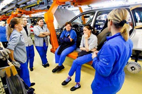 L'usine automobile de Togliatti à l'arrêt forcé pour une durée indéterminée !!!