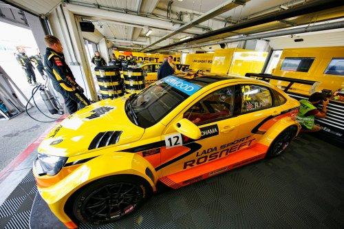 LADA Sport Rosneft en France pour défier Citroën et rester meilleure du reste !!!