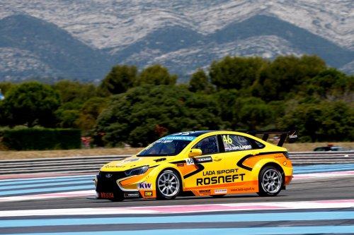 WTCC en France (2) : Jaap van Lagen sauve LADA Sport Rosneft du naufrage !!!