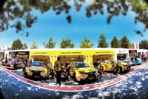 WTCC au Portugal : un test difficile mais l'espoir reste permis pour les LADA !!!