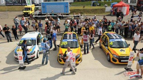 """RSKG à Smolensk (2) : le doublé en """"Touring-Lite"""" pour LADA Sport Rosneft !!!"""