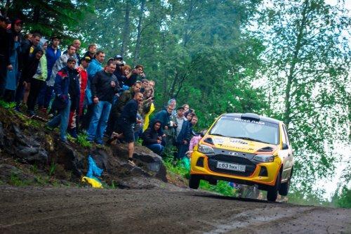 """""""Vyborg 2015"""" : podium absolu et victoire en """"2RM"""" pour LADA Sport Rosneft !!!"""