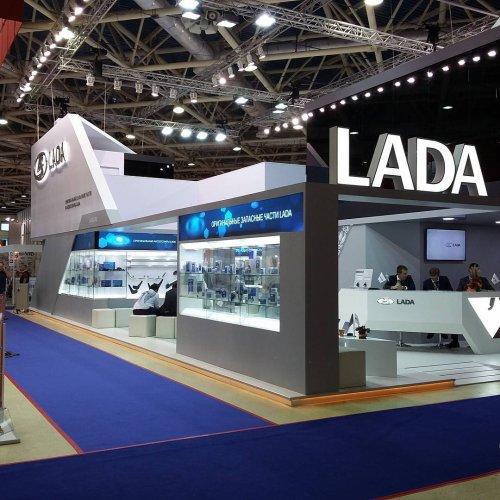 """Salon """"MIMS - Avtomechanika 2015"""" et mois d'août difficile en vue pour LADA..."""