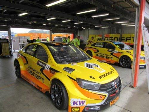 LADA Sport Rosneft et Nicolas Lapierre prêts à relever le challenge à Motegi !!!