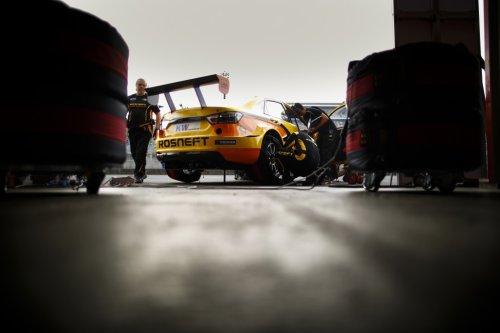 LADA Sport Rosneft en Chine avec l'espoir d'y décrocher un nouveau podium !!!