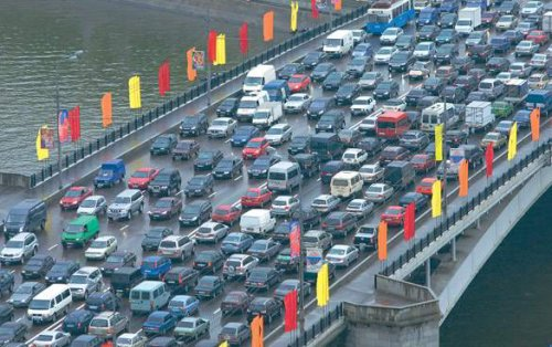 13,8 millions de voitures en Russie (une sur trois) sont toujours des LADA !!!
