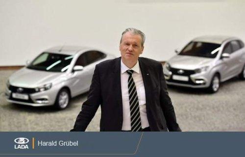"""Harald Grübel : """"nous avons l'intention de surprendre les consommateurs"""" !!!"""