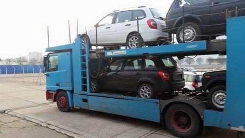 Après la Hongrie, la nouvelle gamme LADA européenne arrive en Slovaquie !!!