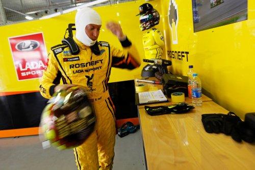 Rob Huff quitte LADA Sport Rosneft pour Honda Racing Team JAS !!!