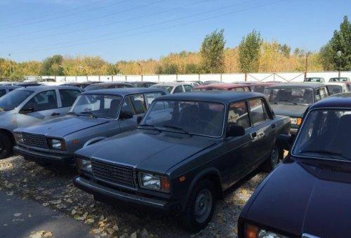 Près d'une occasion sur trois vendue en Russie en 2015 est toujours une LADA !!!