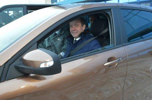 Le Gouvernement russe vote ses mesures de soutien à l'industrie automobile !!!