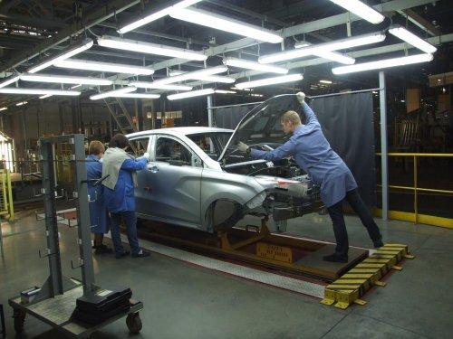 Temps de travail et salaires seront réduits de -20% à l'usine de Togliatti !!!