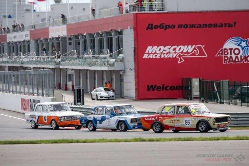 Les vieilles gloires du sport automobile soviétique s'inviteront en FIA WTCC !!!