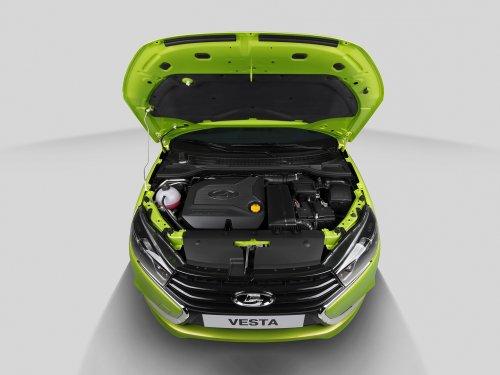 Le nouveau moteur 1.8 16V de 122 ch bientôt aussi pour la LADA VESTA !!!