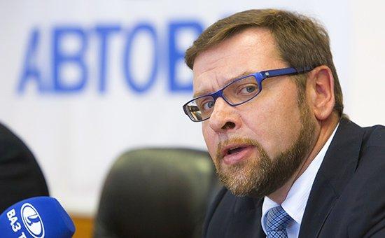 """Un coprésident russe pour mieux """"surveiller"""" le nouveau Président d'AVTOVAZ !!!"""